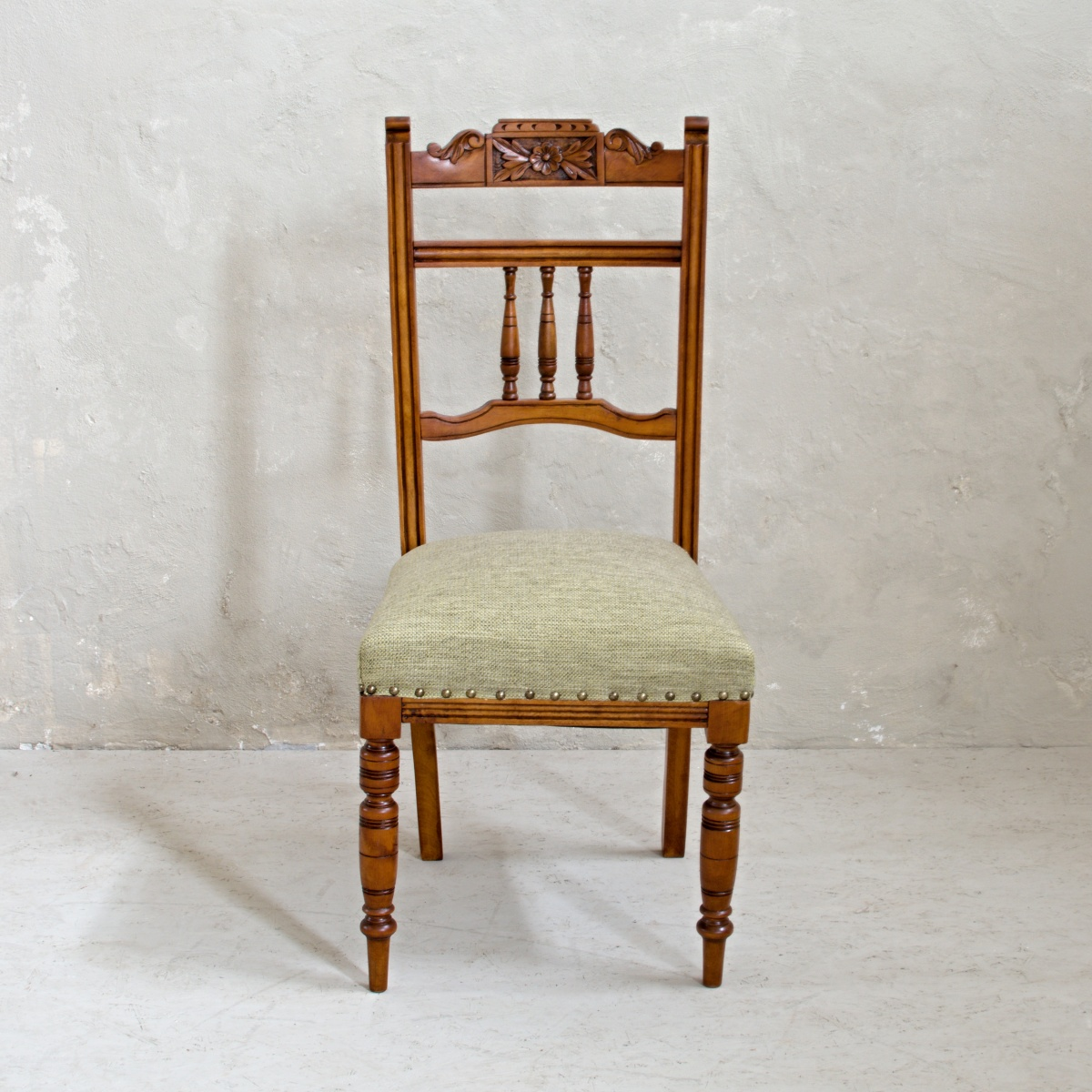Anglické dubové židle