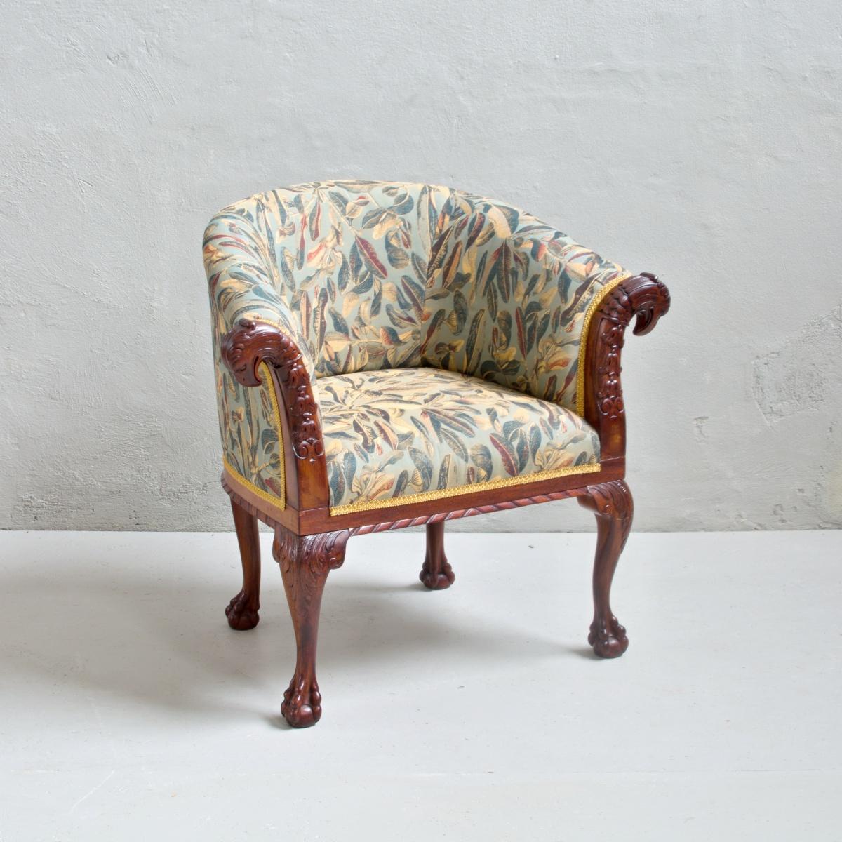 Prodej Vintage nábytku Praha křeslo