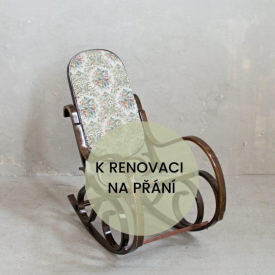 Retro houpací křeslo k renovaci na přání Praha