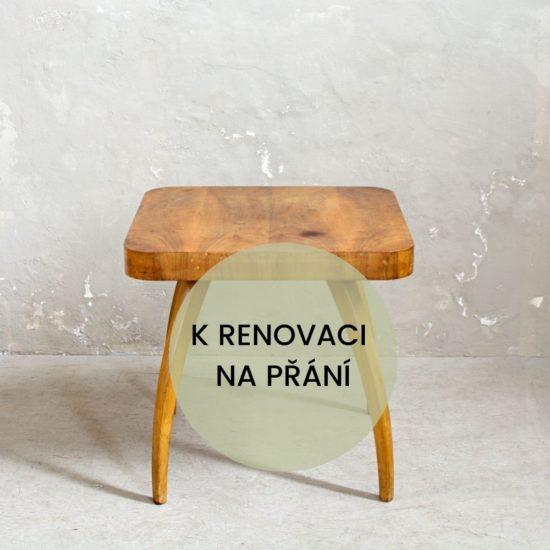 Prodej Halabala nábytku Praha Halabala stolek