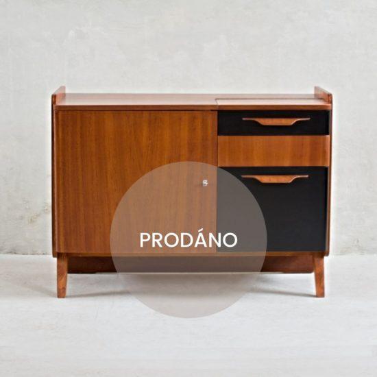 Prodej retro nábytku retro gramoskříňka