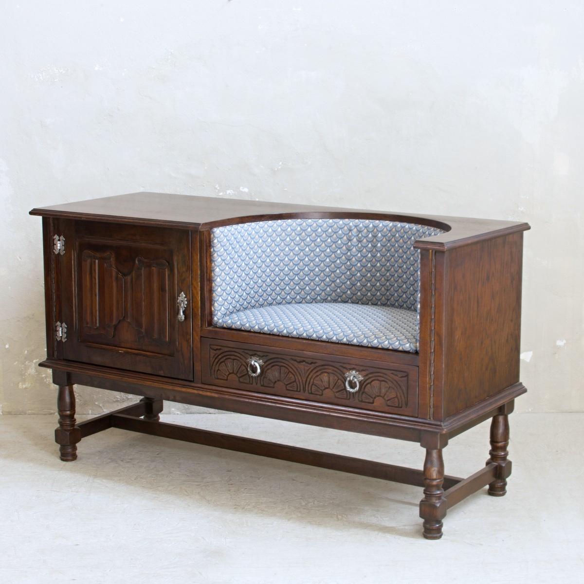 Renovace nábytku v Kralupech anglický botník