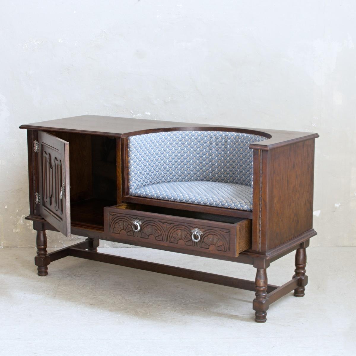 Prodej zrenovovaného nábytku Kralupy anglický botník