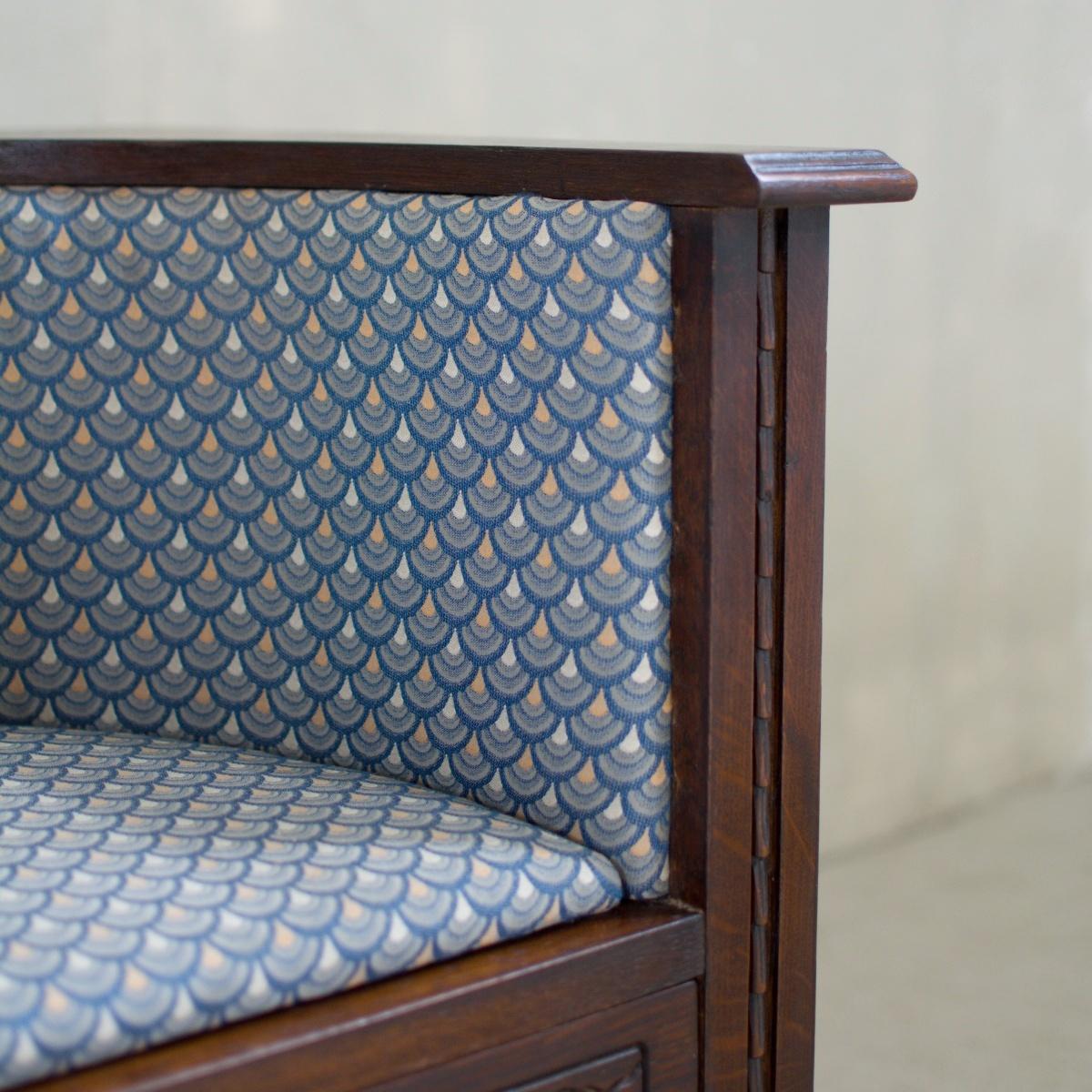 Prodej vintage nábytku v Praze anglický botník