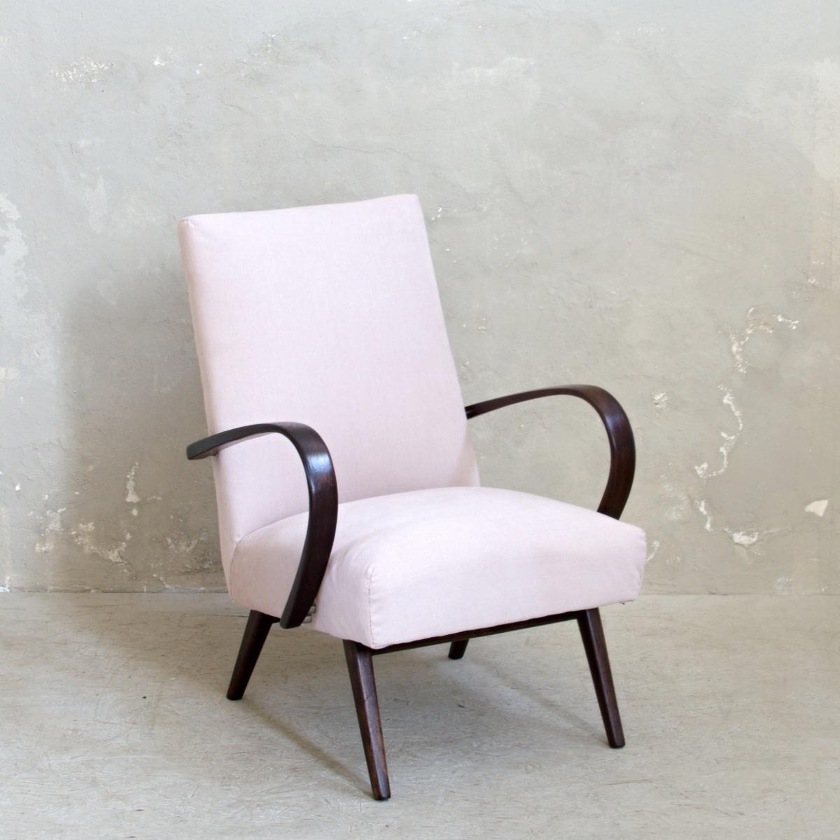 Prodej retro nábytku Praha Halabala křeslo