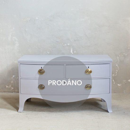 Prodej vintage nábytku Praha komoda