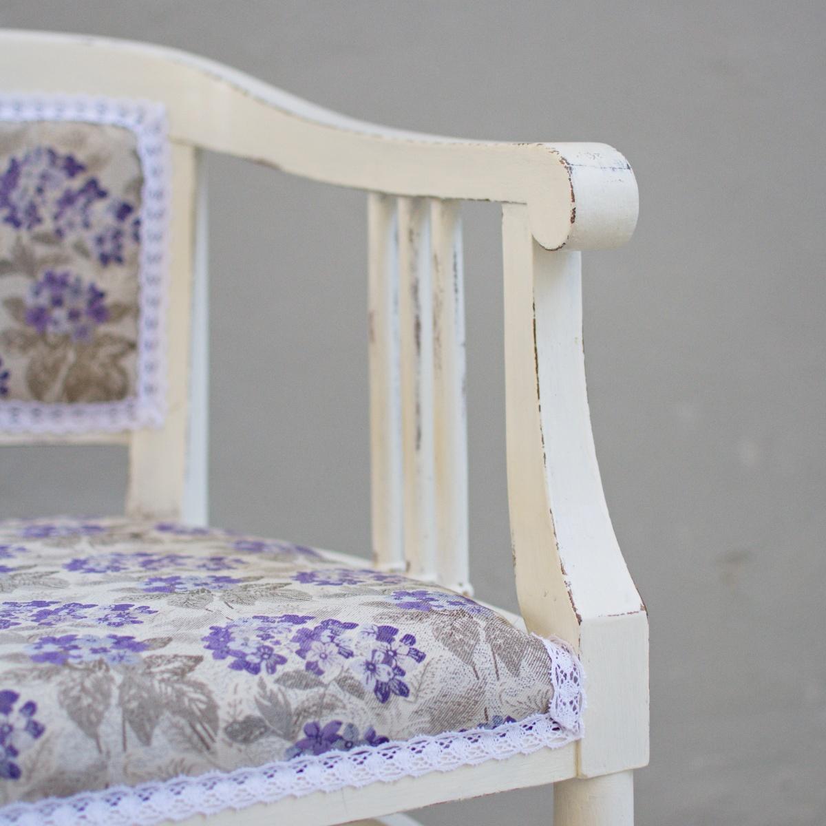 Prodej provence nábytku Provence křesílko