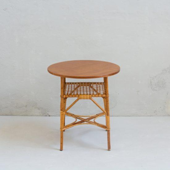 Prodej retro nábytku Ratanový stolek