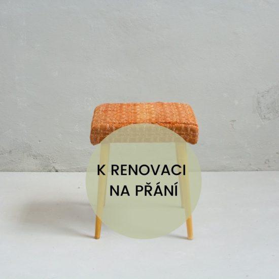 Prodej retro nábytku Retro podnožka