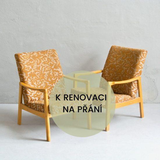 Prodej retro nábytku retro křesílka