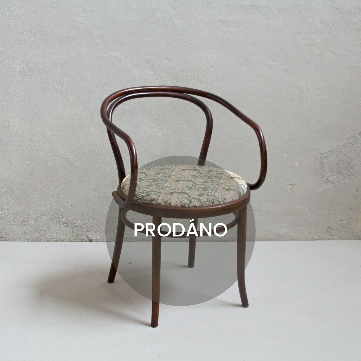 Prodej retro nábytku židle Thonet