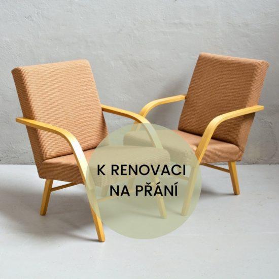 Prodej retro křesel Praha retro křesla