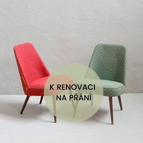 Prodej retro nábytku retro křeslo