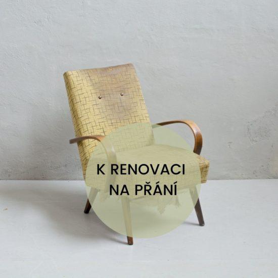 Prodej retro nábytku Praha křeslo