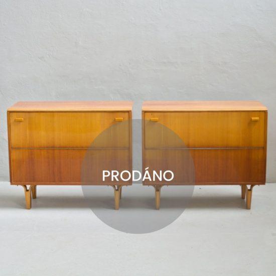 Prodej retro nábytku retro peřiňáky