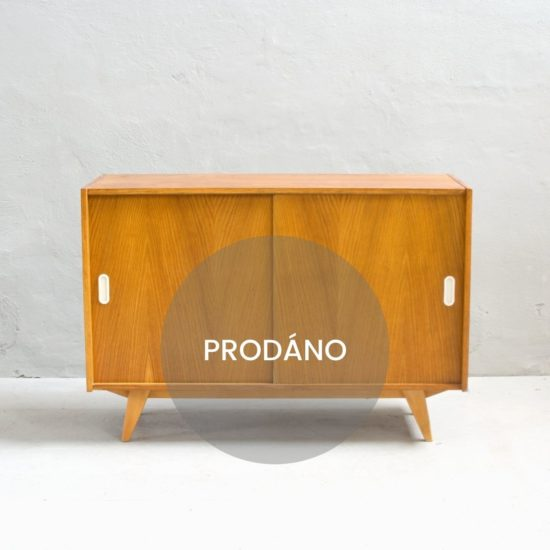 Prodej retro nábytku Praha Jiří Jiroutek komoda