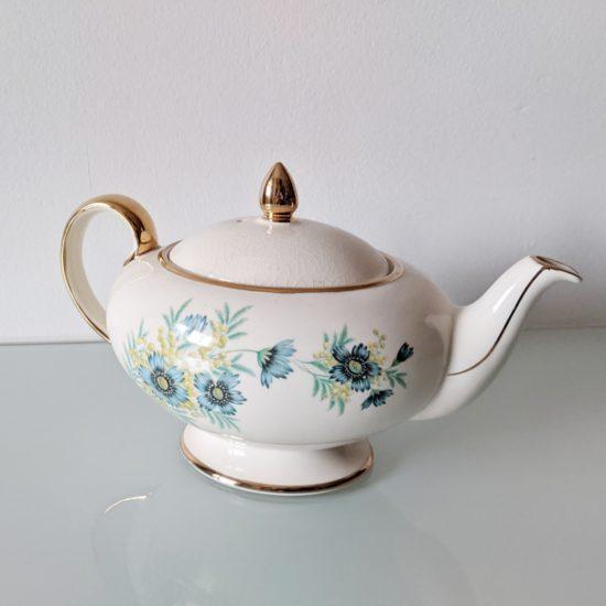 anglický vintage porcelán