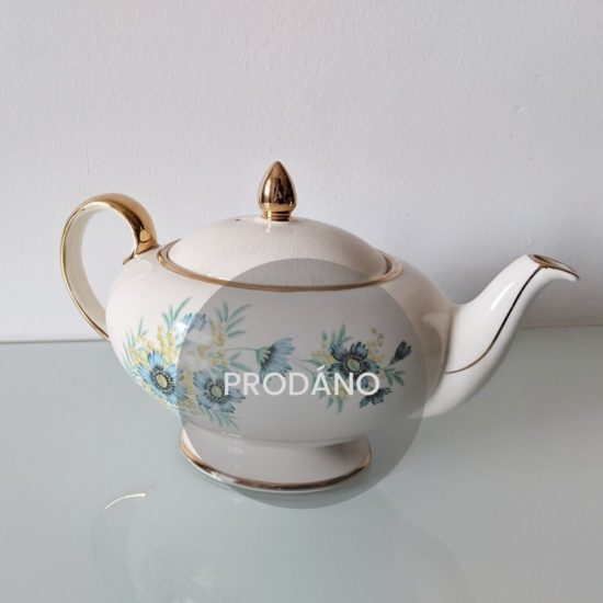 Prodej anglického porcelánu anglická čajová konvička