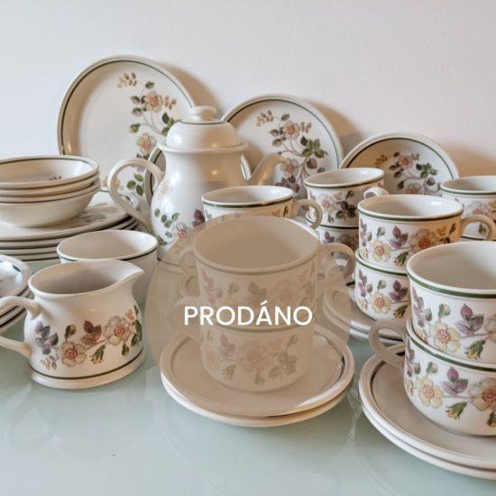 Prodej anglického porcelánu anglický porcelánový set