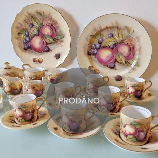 Prodej anglického porcelánu anglický set porcelánu