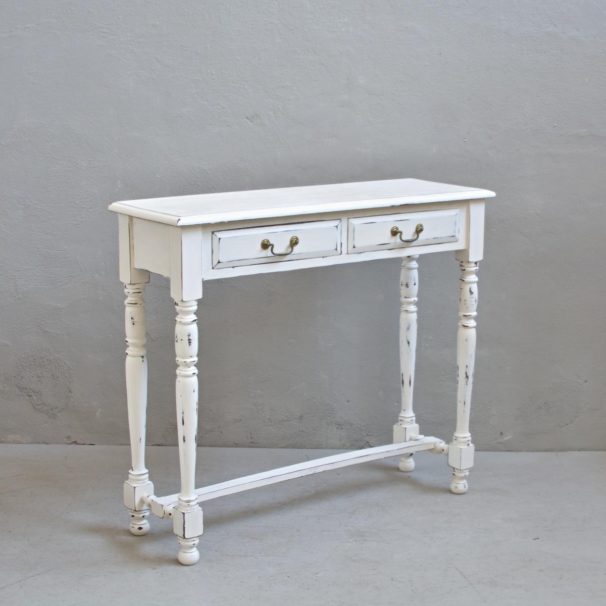 Prodej anglického nábytku provence stolek