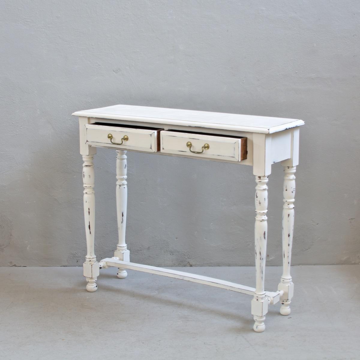 Prodej anglického provence nábytku provence stolek