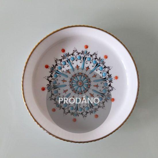 Prodej anglického porcelánu anglický talířek