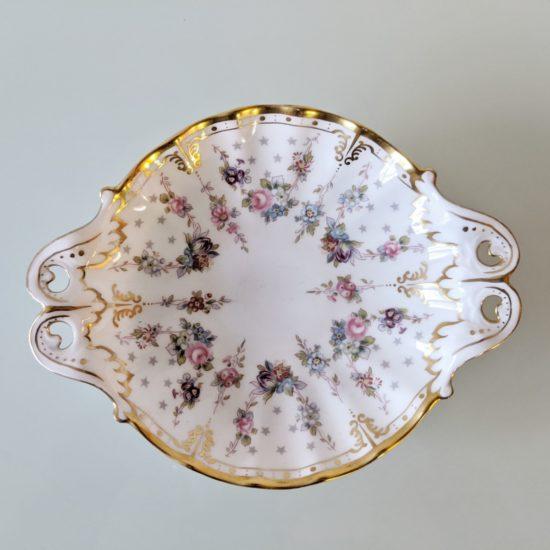 anglický dekorativní porcelán