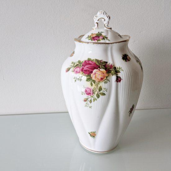 dekorativní anglický porcelán