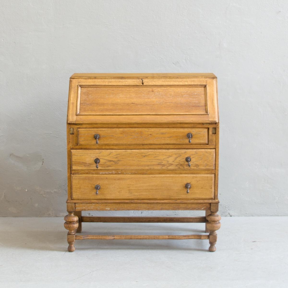 Prodej anglického nábytku anglický sekretář