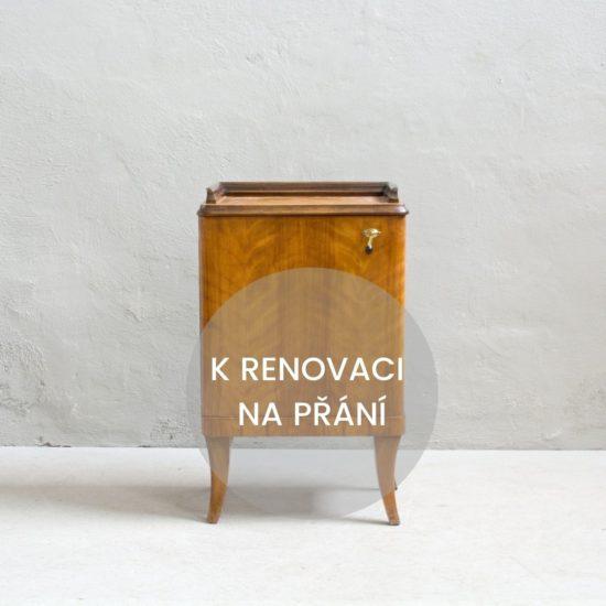 Prodej retro nábytku retro odkládací komodka