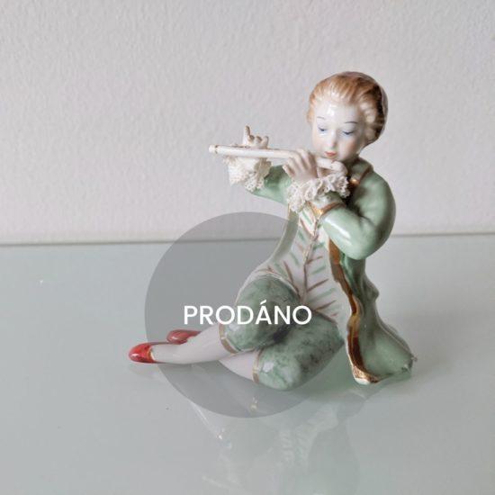 Prodej anglického porcelánu anglická porcelánová figurka