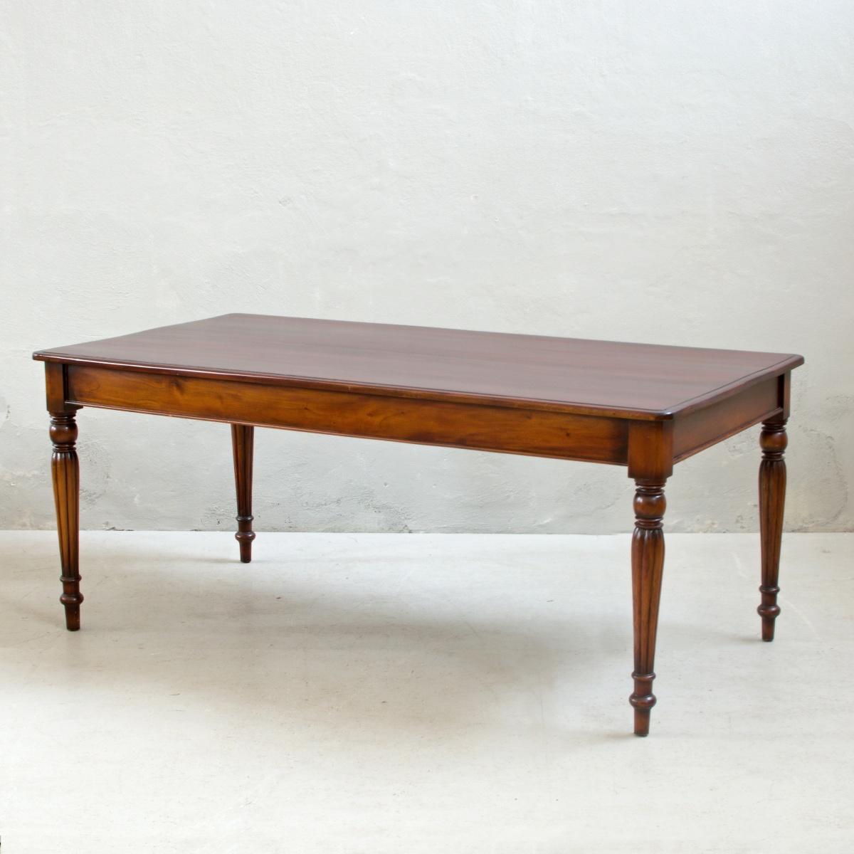 Renovace nábytku Vintage stůl a židle