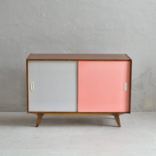 Prodej retro nábytku retro komoda Jiroutek