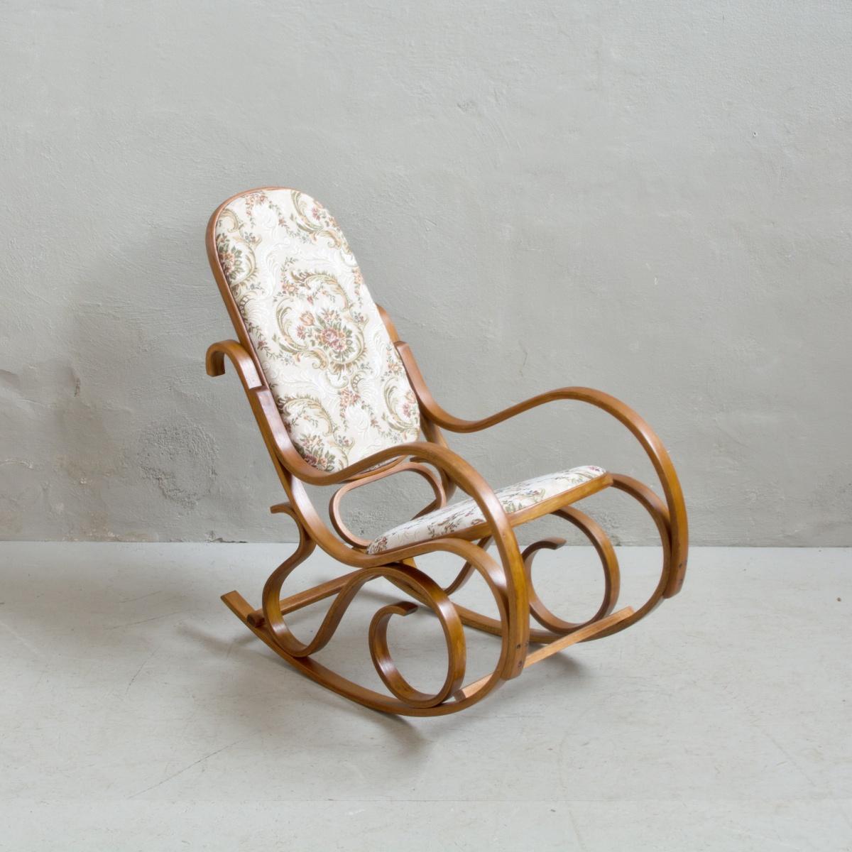 Prodej retro nábytku retro houpací křeslo